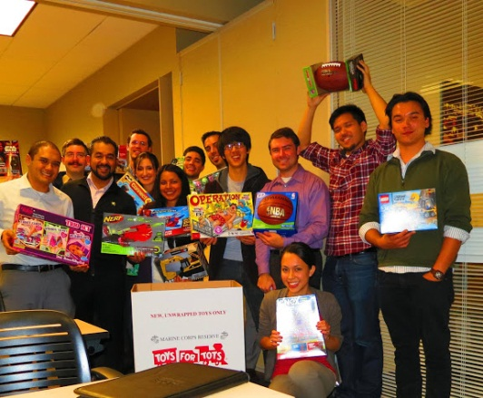 Toys For Tots Plaques : Awards and nominations andrew easterling community