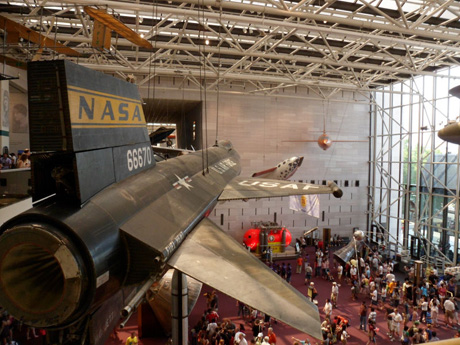 National Museum of Air & Space - NASM